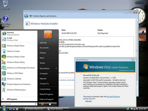 windows vista completo gratis: