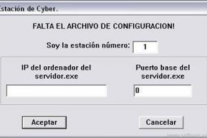 Control de Ciber