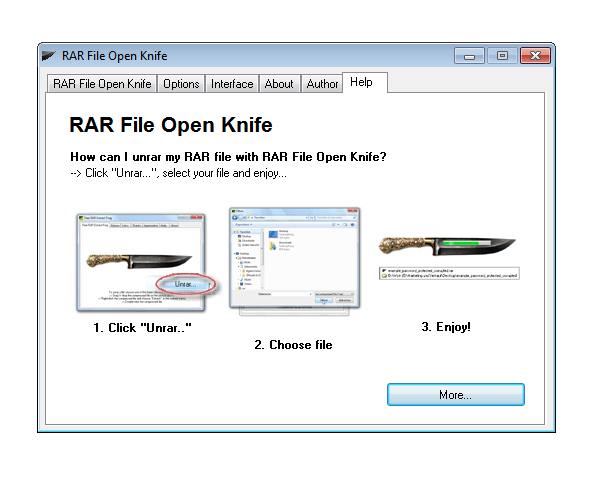 what is rar file how to open it