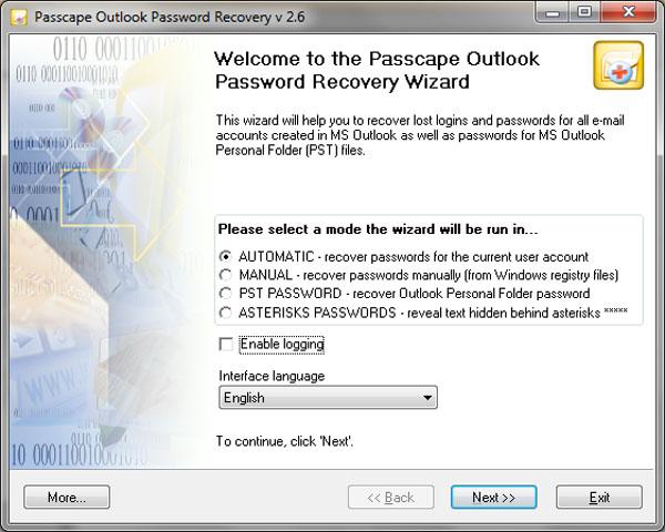 Название Opera Password Recovery Тип Password Recovery Версия 3.7.4