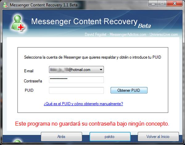 Windows Messenger Live Gratuitement Beta Telecharger Download 8.5