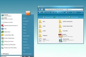 Vista Live pack for Windows XP