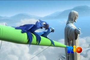 Tema de la película Río para Windows 7