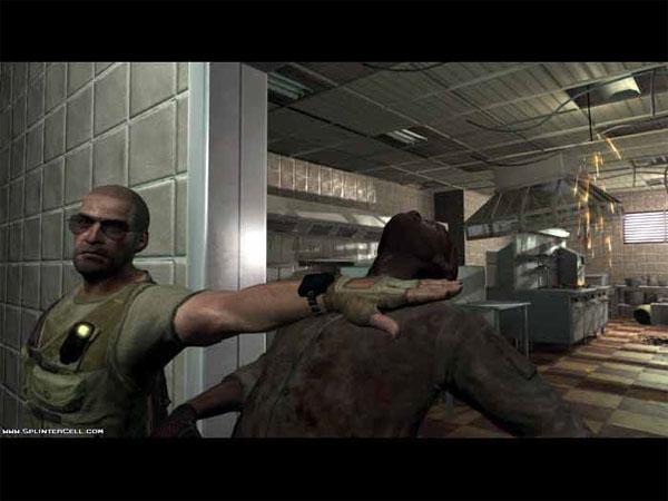 В сети появились демонстрационные версии Splinter Cell: Double Agent, позво