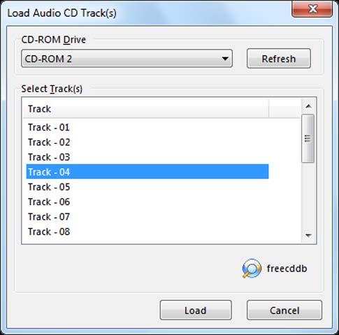 Imágenes Power Sound Editor
