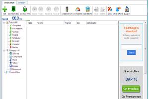Download Accelerator Plus (DAP)