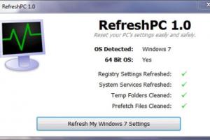 RefreshPC