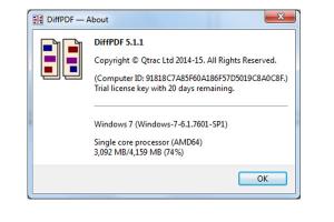 DiffPDF