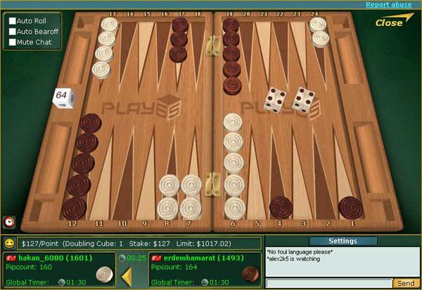 Backgammononline Eu