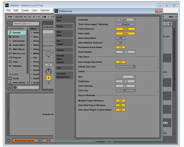 Ableton Operator - Official Site