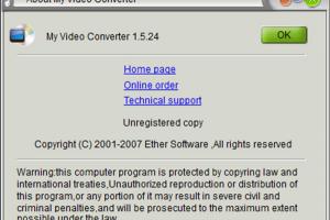 My Video Converter