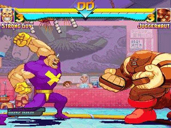 Télécharger Marvel Super Heroes
