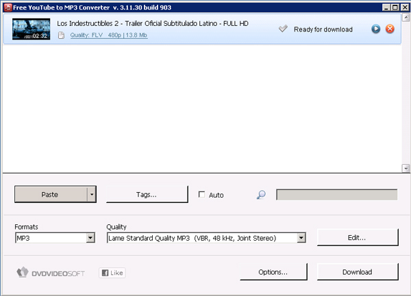 Speedbit video accelerator with key generator