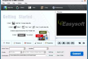 4Easysoft ASF to WMV Converter