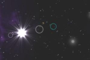 Galaxy Journey 3D Screensaver