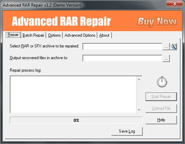 Advanced rar repair скачать.
