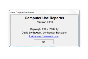 Computer Use Reporter