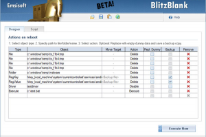 Emsisoft BlitzBlank
