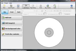 Freeware download: infiniti cd label template.