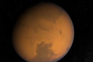 Planet Mars 3D Screensaver