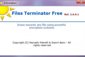 Files Terminator