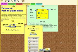 Post-it Digital Notes