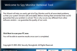 1-Spy Monitor Removal Tool