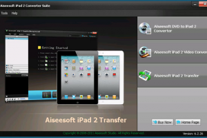 Aiseesoft iPad 2 Converter Suite