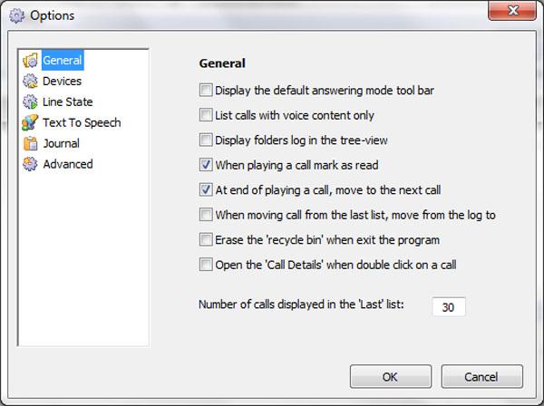 pc answering machine