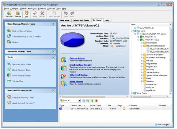 Programmi di backup per eseguire il backup di file e cartelle