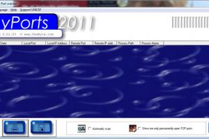 MyPorts 2011