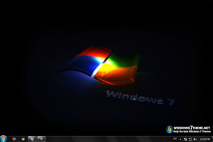 Dark Theme Windows 7