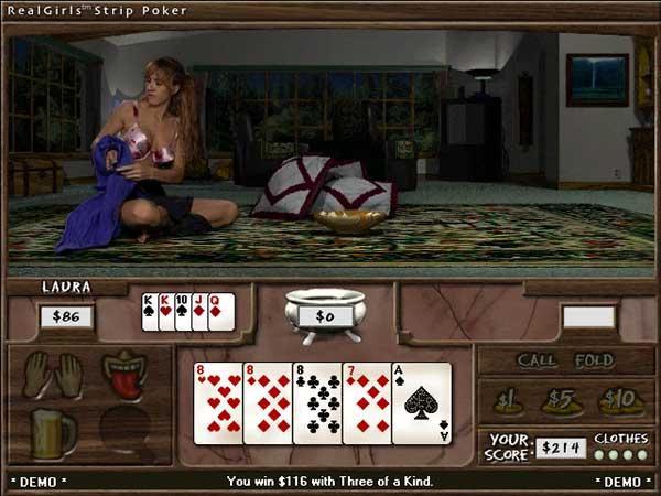 multiplayer strip poker