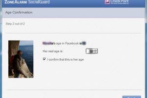 ZoneAlarm SocialGuard