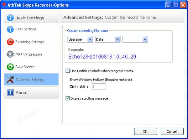 skype recording software