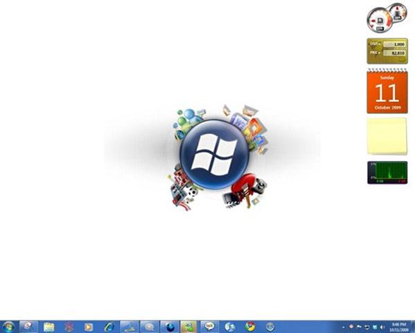 how to start webcam in windows 7