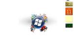 Start Windows 7 Tema
