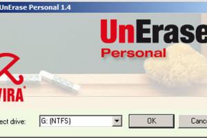 Avira UnErase Personal