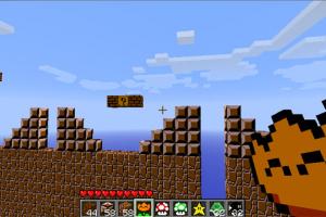Super Mario Mod (para Minecraft)