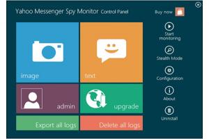 Yahoo Messenger Spy Monitor