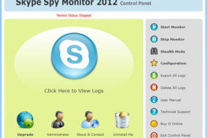Skype Spy Monitor