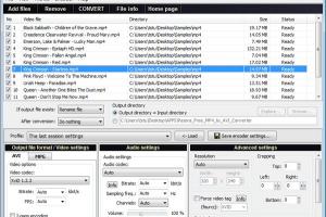 Pazera Free MP4 to AVI Converter