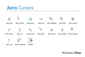 Aero cursors