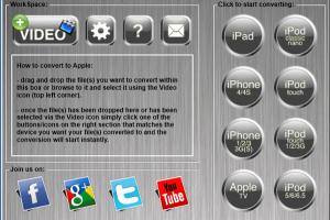 Apple Video Converter Box