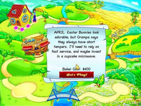 Game Cake Mania Free