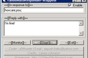 YahooAutoResponder