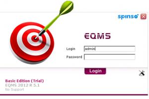 EQMS 2012