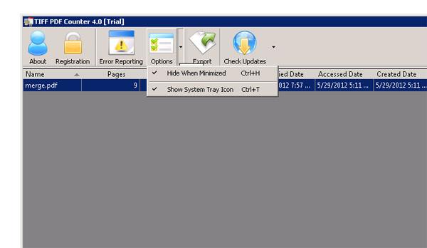 pdf to multipage tiff c