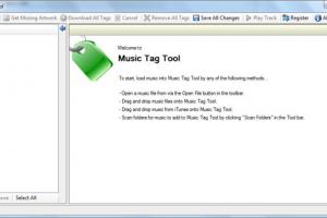 Music Tag Tool