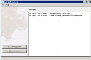 Ovis PDF-Recover